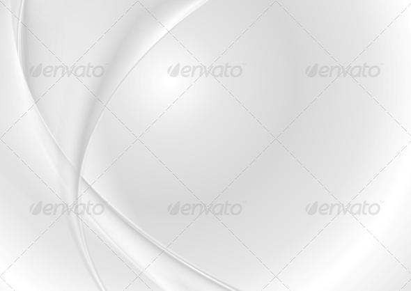 GraphicRiver Abstract Grey Pearl Waves 8639855