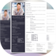 Simple Cv Design - GraphicRiver Item for Sale