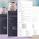 Simple Cv Design - GraphicRiver Item for Sale