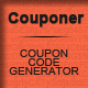"""Couponer"" - coupon code generator - CodeCanyon Item for Sale"