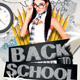 Back to School Party Flyer Template 5 - GraphicRiver Item for Sale