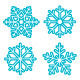 Snowflake Symbols - GraphicRiver Item for Sale