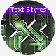 Tech - Text Styles - GraphicRiver Item for Sale