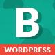 BRIZZZ - Flat One Page Wordpress Theme - ThemeForest Item for Sale