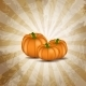 Orange Pumpkin Background - GraphicRiver Item for Sale