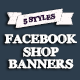 Facebook Post Banners Vol. 2 - GraphicRiver Item for Sale