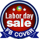 Labor Day Facebook Cover Page - GraphicRiver Item for Sale