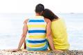 loving couple having romantic date - PhotoDune Item for Sale