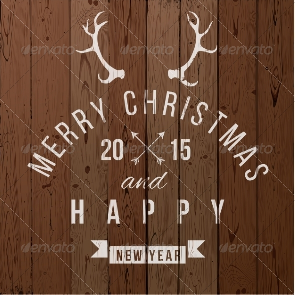 GraphicRiver Christmas Type Design 8642499