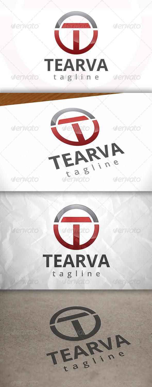 GraphicRiver T Letter Logo 8642680