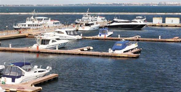 Yachts Berth