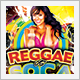 Reggae vs Soca Party - GraphicRiver Item for Sale