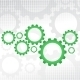Green Gears - GraphicRiver Item for Sale