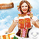 Flyer Oktoberfest Party - GraphicRiver Item for Sale