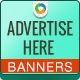 Advertise Here Banners - GraphicRiver Item for Sale
