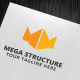 Mega Structure Logo Template - GraphicRiver Item for Sale