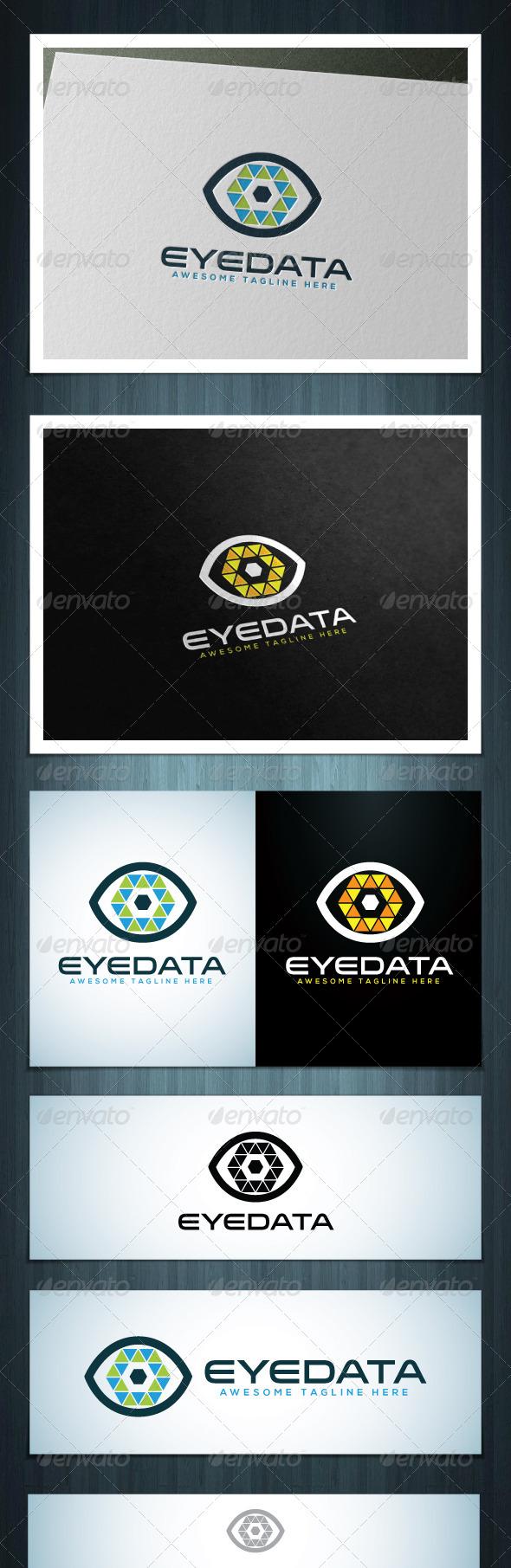 GraphicRiver EyeData 8645038