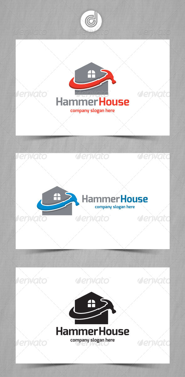 GraphicRiver Hammer House 8645444
