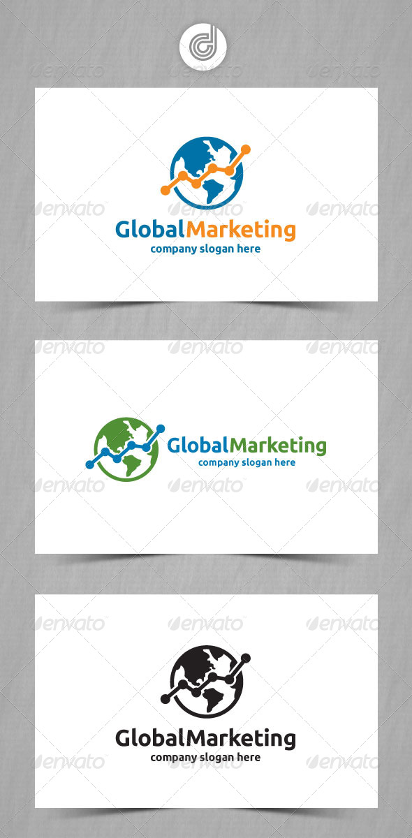 GraphicRiver Global Marketing 8645460