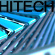 Blue Hi Tech 3D Logo Sting - VideoHive Item for Sale