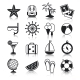 Holiday Icons Set - GraphicRiver Item for Sale