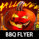 Halloween BBQ Flyer - GraphicRiver Item for Sale