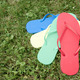 Color Flip Flops - PhotoDune Item for Sale