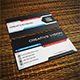 Modern Business Card Template No.2