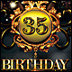 Birthday Deluxe Poster/Flyer - GraphicRiver Item for Sale