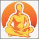 Fire Yoga Logo - GraphicRiver Item for Sale