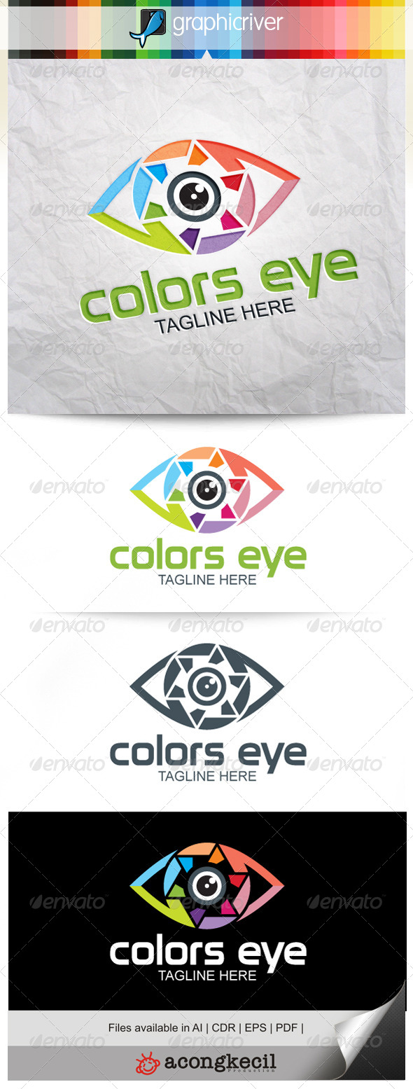 GraphicRiver Colors Eye V.6 8646415