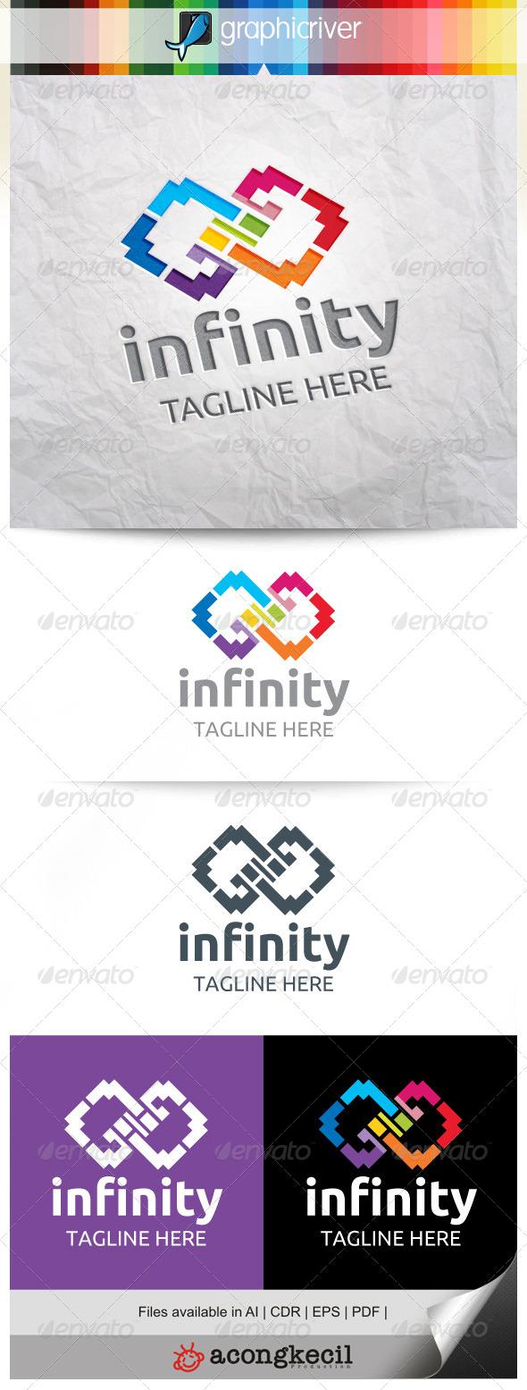 GraphicRiver Infinity Logo V.4 8646574