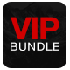 VIP Party Bundle v1 | 4 PSD Files - GraphicRiver Item for Sale
