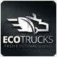 Eco Truck Logo Template - GraphicRiver Item for Sale