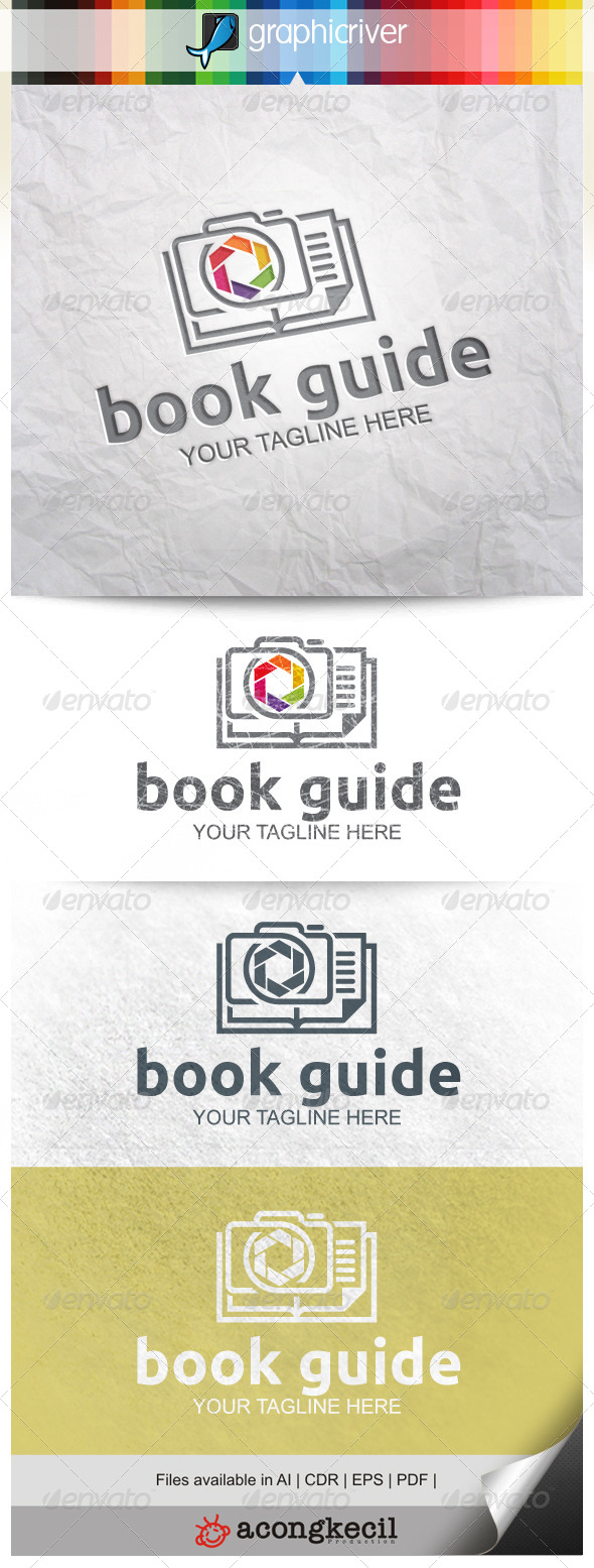 GraphicRiver Bookguide Camera 8646625