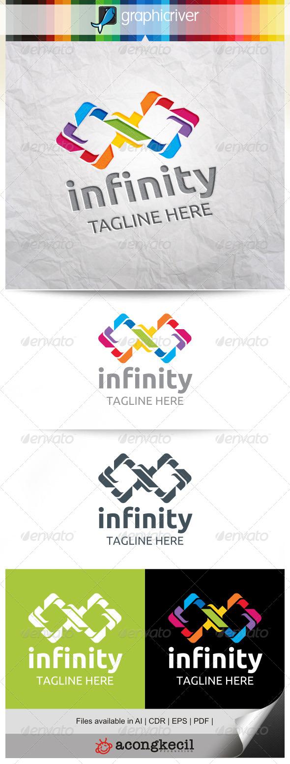 GraphicRiver Infinity Logo V.5 8646628