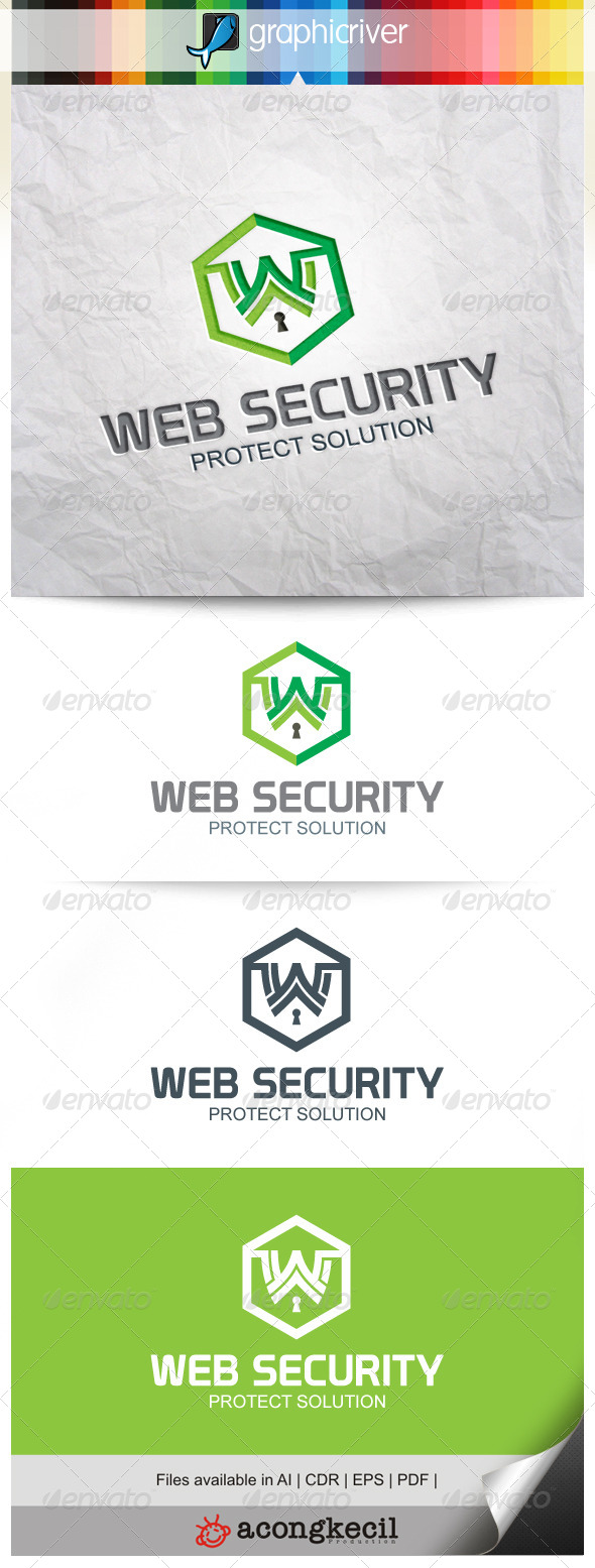GraphicRiver Web Security V.3 8646782