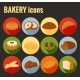 Bakery Icons - GraphicRiver Item for Sale