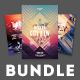 City Flyer Bundle Vol.08 - GraphicRiver Item for Sale