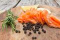 smoked salmon - PhotoDune Item for Sale