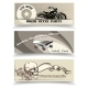 Biker Banners - GraphicRiver Item for Sale
