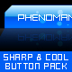 Sharp & Cool Button Pack - ActiveDen Item for Sale