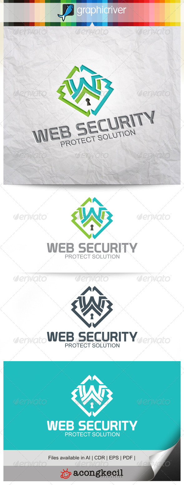 GraphicRiver Web Security V.4 8654457