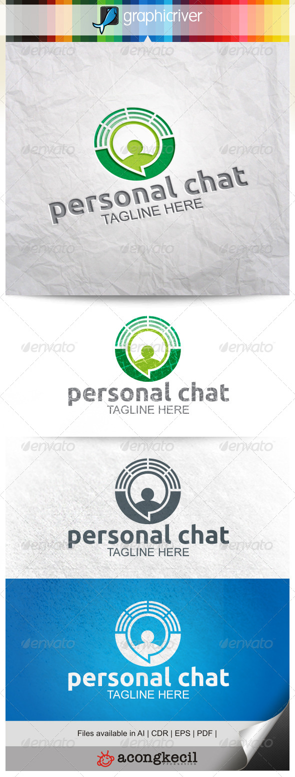GraphicRiver Personal Chat 8654461