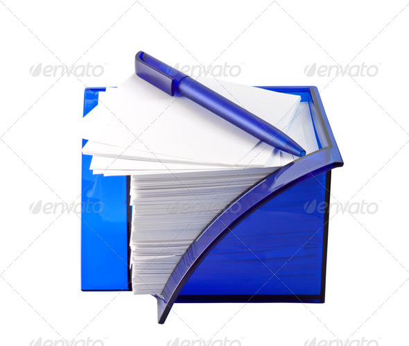 Writing Accessories - Stock Photo - Images