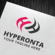 Hyperonta Logo Template - GraphicRiver Item for Sale
