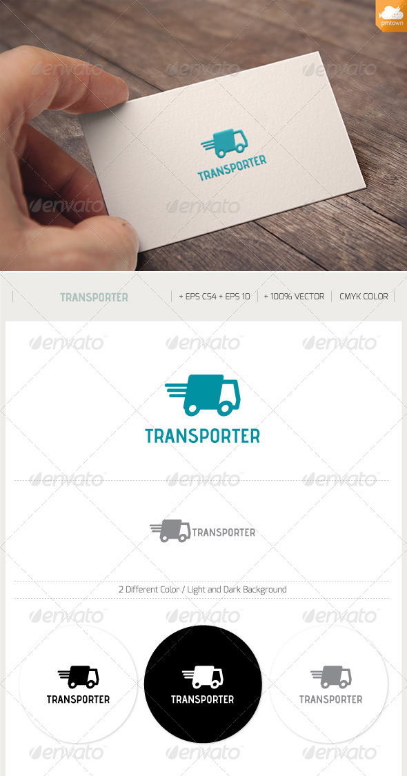 GraphicRiver Transporter 8654652