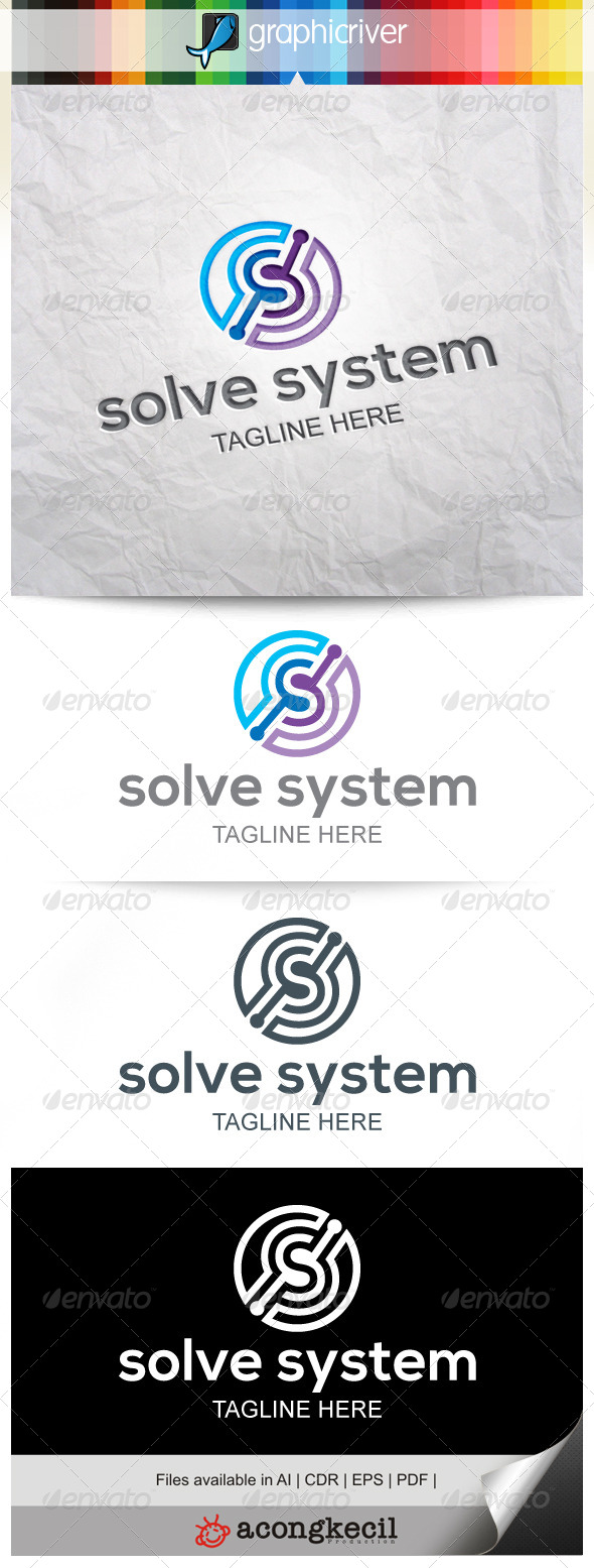 GraphicRiver Solve System V.3 8654660
