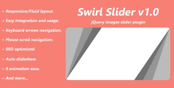 CodeCanyon Swirl Slider v1.0 8654768