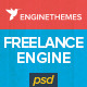 FreelanceEngine - Freelance Marketplace Template